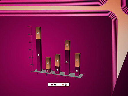 Fantasy in Plum Color PowerPoint Template Slide 17