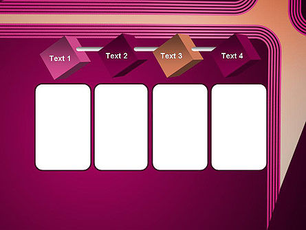 Fantasy in Plum Color PowerPoint Template Slide 18