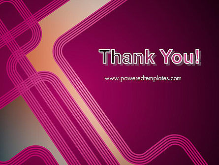 Fantasy in Plum Color PowerPoint Template Slide 20
