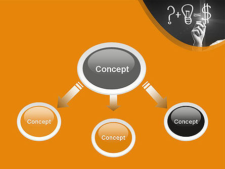 Profitable Business Idea PowerPoint Template, Slide 4, 11847, Business Concepts — PoweredTemplate.com
