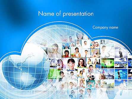 Social Media Marketing PowerPoint Template