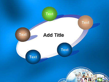 Social Media Marketing PowerPoint Template Slide 14