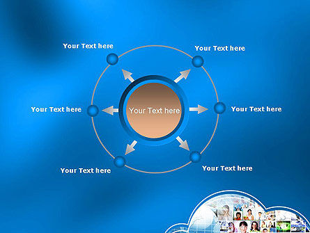 Social Media Marketing PowerPoint Template Slide 7