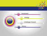 Colorful Tunes PowerPoint Template#3