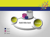 Colorful Tunes PowerPoint Template#6