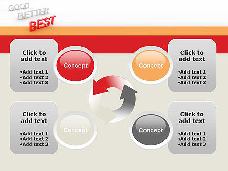 Continuous Improvement PowerPoint Template Slide 9