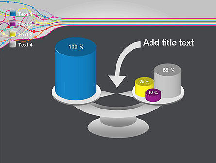Chaos to Order PowerPoint Template Slide 10