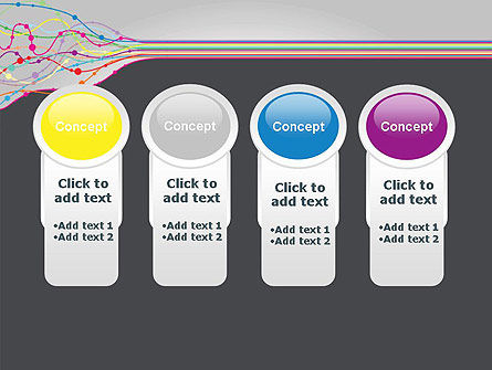 Chaos to Order PowerPoint Template Slide 5