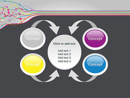 Chaos to Order PowerPoint Template Slide 6