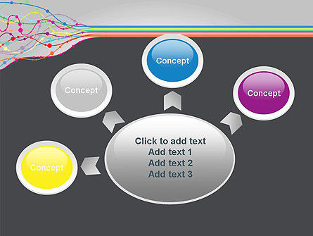 Chaos to Order PowerPoint Template Slide 7