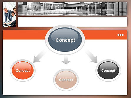 Enterprise Presentation PowerPoint Template, Slide 4, 11855, Business — PoweredTemplate.com