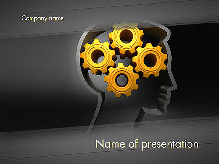 Technology and Science: Ingenieurswiskunde PowerPoint Template #11856