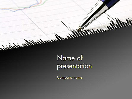 Graphic Data Analysis PowerPoint Template