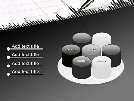 Graphic Data Analysis PowerPoint Template Slide 12