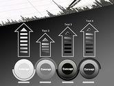 Graphic Data Analysis PowerPoint Template#7