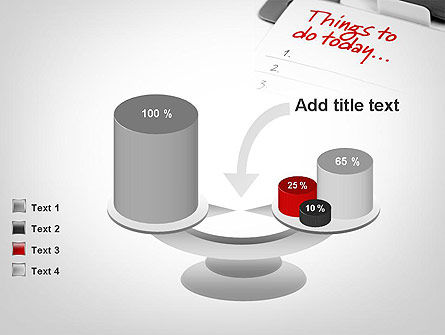 Things To Do List PowerPoint Template Slide 10