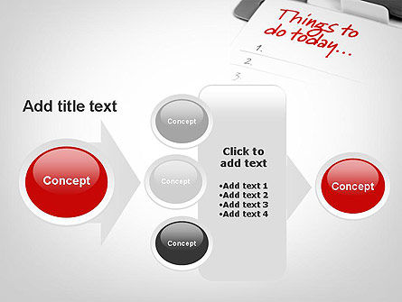Things To Do List PowerPoint Template Slide 17