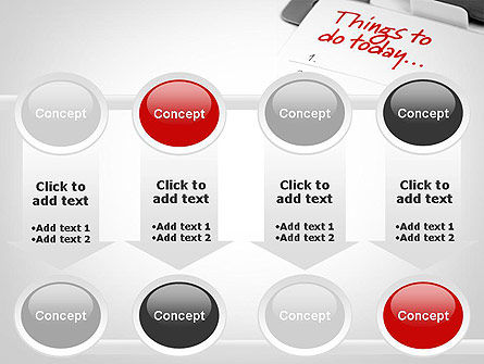 Things To Do List PowerPoint Template Slide 18