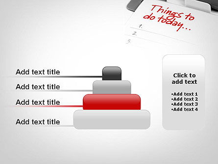 Things To Do List PowerPoint Template Slide 8