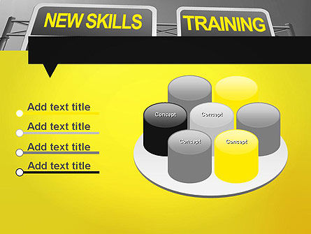 Skills Development PowerPoint Template Slide 12