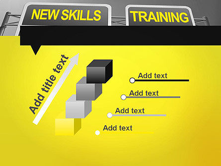 Skills Development PowerPoint Template Slide 14