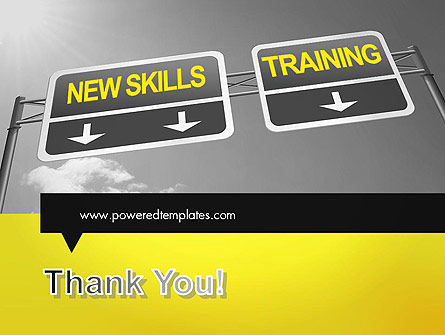 Skills Development PowerPoint Template Slide 20