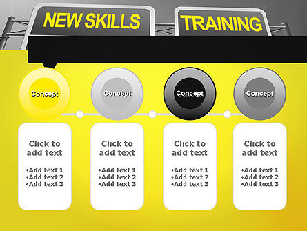 Skills Development PowerPoint Template Slide 5