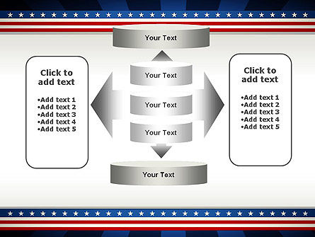 American Festive Theme PowerPoint Template Slide 13
