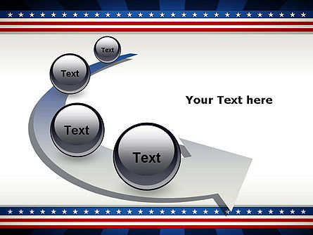 American Festive Theme PowerPoint Template Slide 6