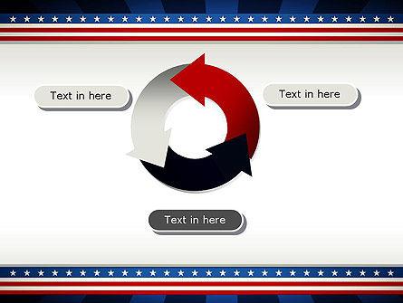 American Festive Theme PowerPoint Template Slide 9