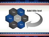 American Festive Theme PowerPoint Template#11