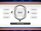 American Festive Theme PowerPoint Template#12