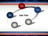 American Festive Theme PowerPoint Template#14