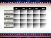 American Festive Theme PowerPoint Template#15