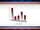American Festive Theme PowerPoint Template#17