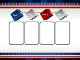 American Festive Theme PowerPoint Template#18