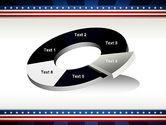 American Festive Theme PowerPoint Template#19