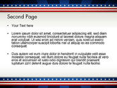 American Festive Theme PowerPoint Template#2