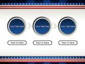 American Festive Theme PowerPoint Template#5