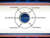 American Festive Theme PowerPoint Template#7