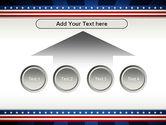 American Festive Theme PowerPoint Template#8