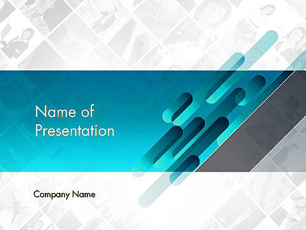 Business Abstract PowerPoint Template