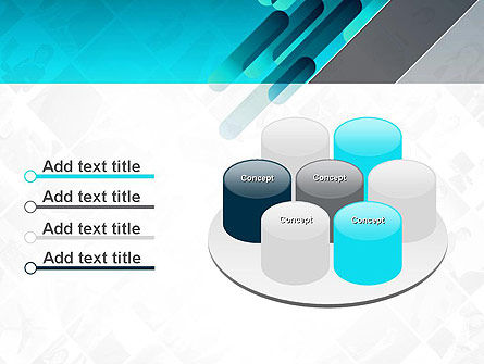 Business Abstract PowerPoint Template Slide 12