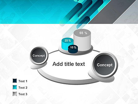Business Abstract PowerPoint Template Slide 6
