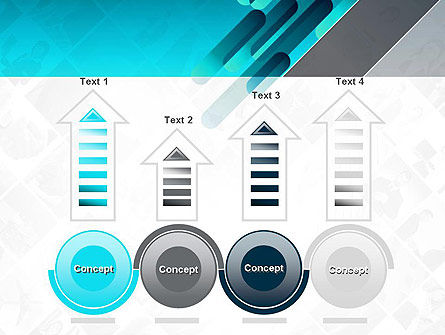 Business Abstract PowerPoint Template Slide 7