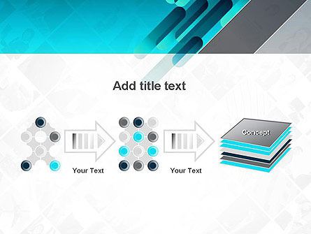 Business Abstract PowerPoint Template Slide 9
