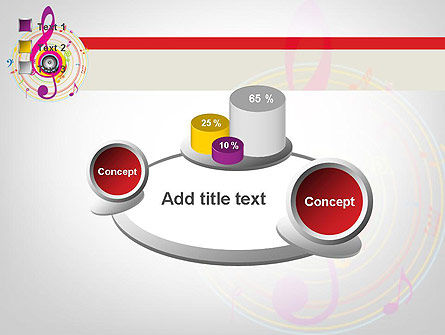 Violin Key PowerPoint Template Slide 16