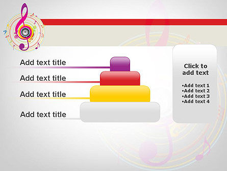 Violin Key PowerPoint Template Slide 8