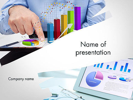 Professional Project PowerPoint Template, 11878, Careers/Industry — PoweredTemplate.com