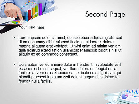 Professional Project PowerPoint Template Slide 2